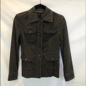 INC Jacket - S Brown